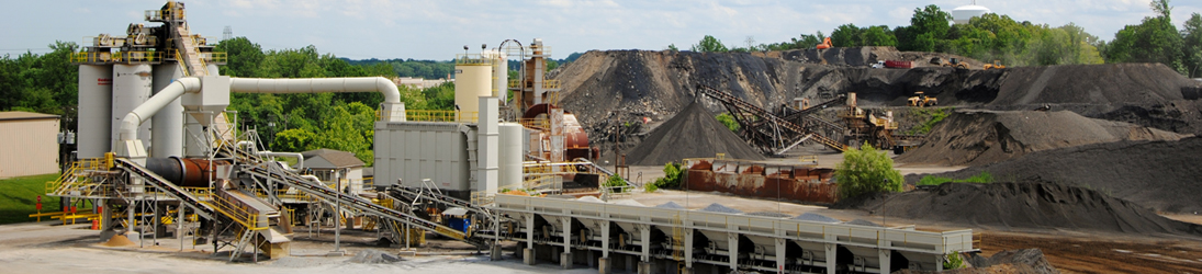 Asphalt and Aggregate Plant