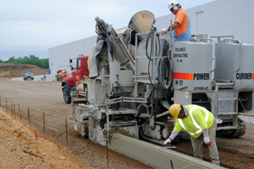 Paving and Concrete Machines