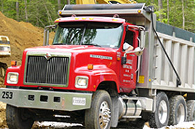 Dump Truck Service in Baltimore