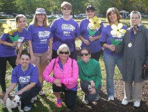 Reliable Contracting Supports the Alzheimer's Association Walk to End Alzheimer's