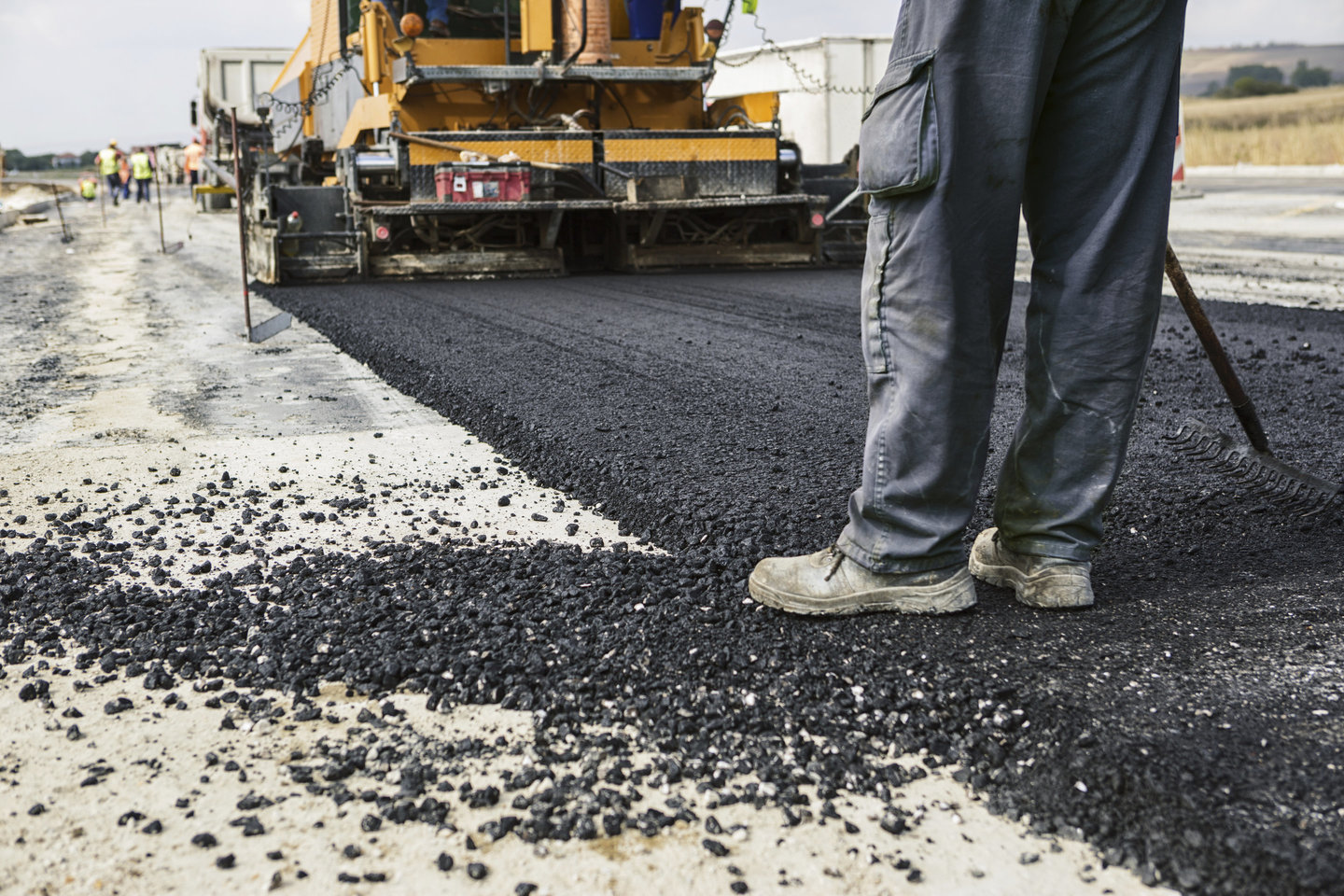 Environmental Road Paving