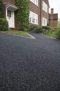 spring pavement