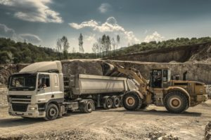 Safety Best Practices for Dump Truck Delivery
