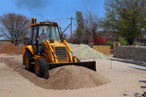Fill Material Comparison: Sand vs. Fill Dirt